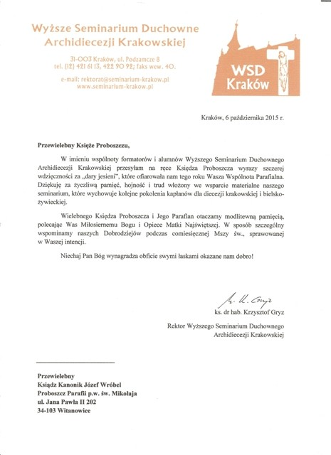list WSD